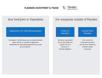 flandersinvestmentandtrade.com screenshot