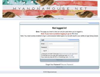 Thumbshot of Myanonamouse.net
