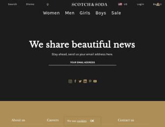 Thumbshot of Scotch-soda.com