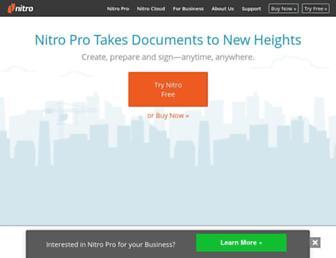 Thumbshot of Nitropdf.com