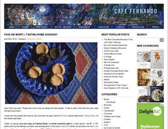 Thumbshot of Cafefernando.com