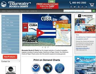 bluewaterweb.com screenshot