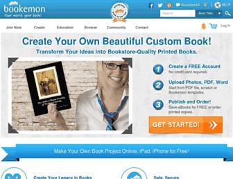 Thumbshot of Bookemon.com