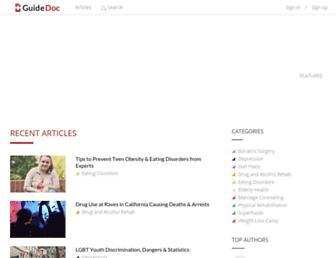 guidedoc.com screenshot