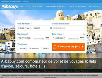 alibabuy.com screenshot