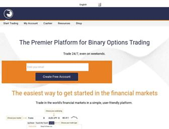 Thumbshot of Binary.com
