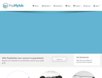 Thumbshot of Popmyads.com