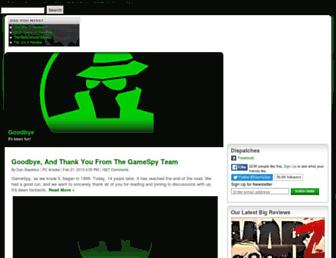 Thumbshot of Gamespy.com