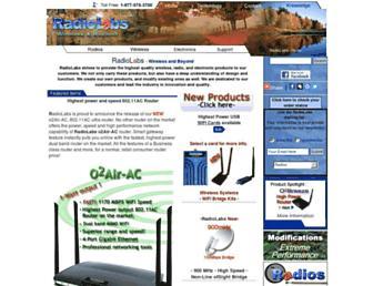 Thumbshot of Radiolabs.com