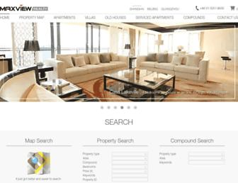 Thumbshot of Maxviewrealty.com