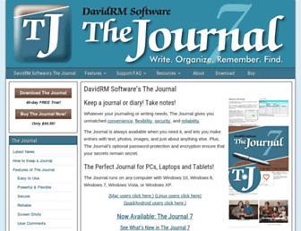 davidrm.com screenshot