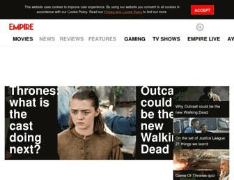 empireonline.com screenshot