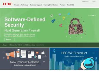 h3c.com.hk screenshot