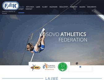 fakosova.org screenshot
