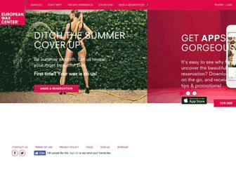 Thumbshot of Waxcenter.com