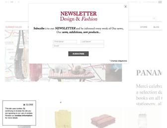 Thumbshot of Merci-merci.com