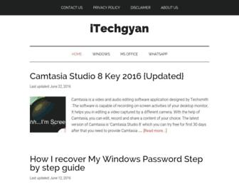 itechgyan.com screenshot