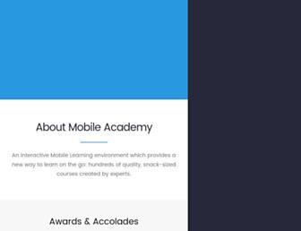 Thumbshot of Mobileacademy.com