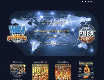naturalbodybuilding.com screenshot