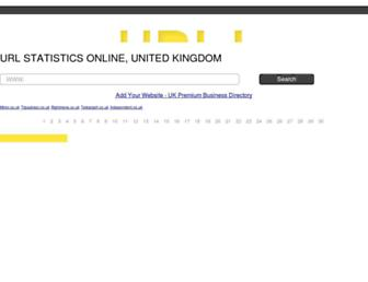 urlj.co.uk screenshot
