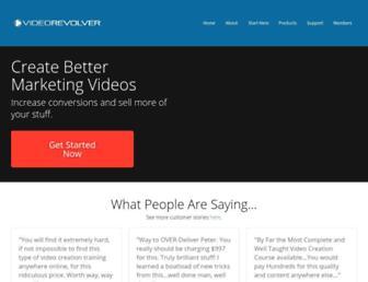Thumbshot of Videorevolver.com