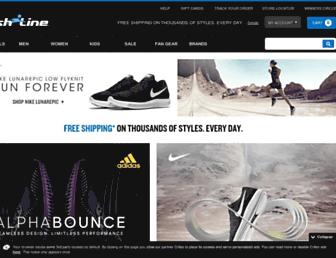 Thumbshot of Finishline.com