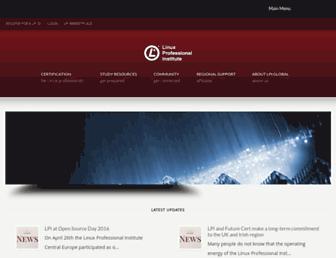 Thumbshot of Lpi.org