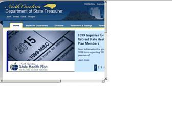 Thumbshot of Nctreasurer.com