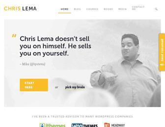 chrislema.com screenshot