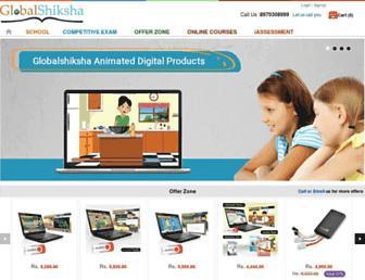 Thumbshot of Globalshiksha.com