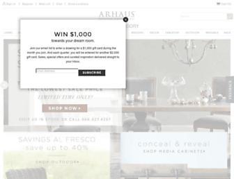 Thumbshot of Arhaus.com