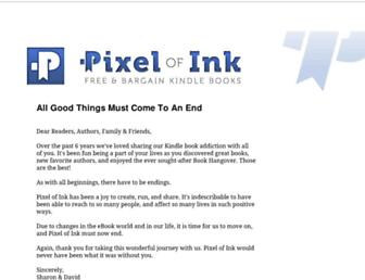 Thumbshot of Pixelofink.com