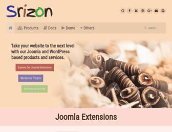 Thumbshot of Srizon.com