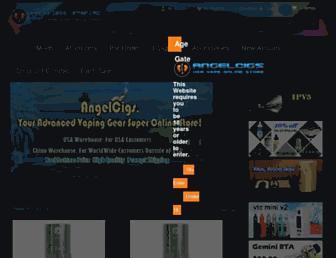 Thumbshot of Angelcigs.com