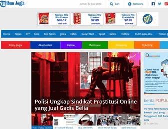 jogja.tribunnews.com screenshot