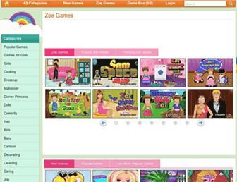 Thumbshot of Zoegame.com