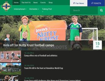 Thumbshot of Irishfa.com