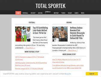totalsportek.com screenshot