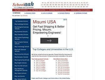 schoolaah.com screenshot