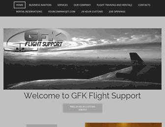 flygfk.com screenshot