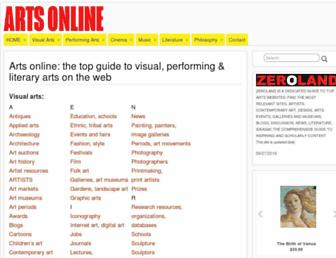 Main page screenshot of zeroland.co.nz