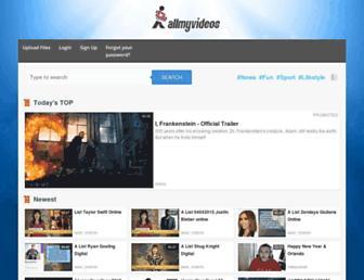 Thumbshot of Allmyvideos.net