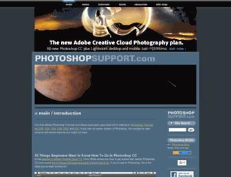Thumbshot of Photoshopsupport.com