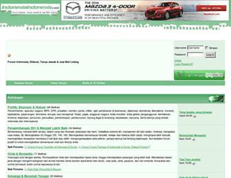 indonesiaindonesia.com screenshot