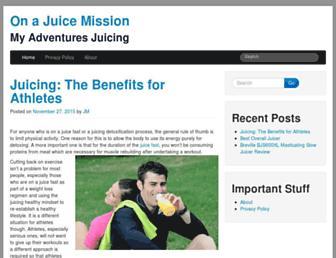 Thumbshot of Juicemissions.org