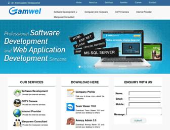 camwel.com screenshot
