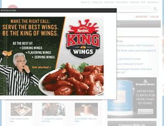 restaurant-hospitality.com screenshot
