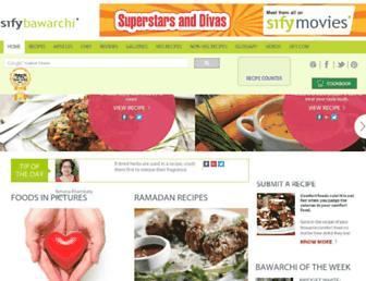 Thumbshot of Bawarchi.com