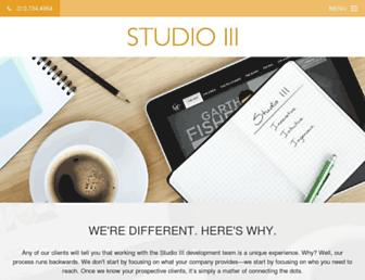 studio3marketing.com screenshot