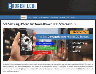 Thumbshot of Brokenlcds.com